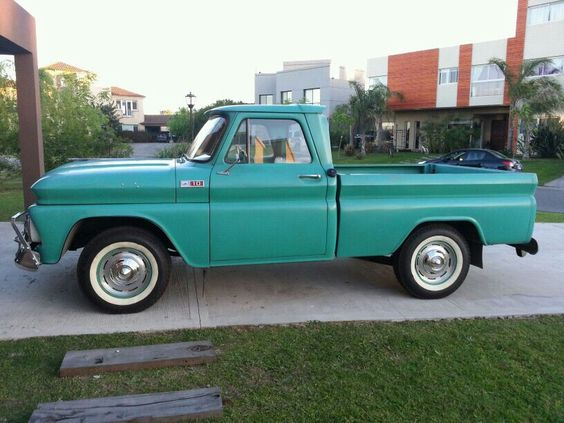 Chevrolet Truck '65 in Argentina for the world