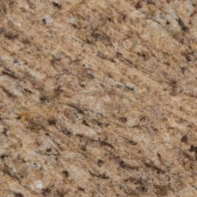 Stonemark 3 In X 3 In Granite Countertop Sample In St Cecilia Dt G287 In 2020 Granite Countertops Brown Granite Countertops Countertops