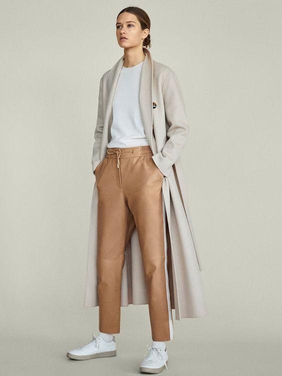 Pantalones de mujer | Massimo Dutti Colección Primavera Verano 2019