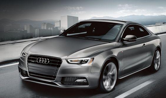 Exterior 2016 Audi A5 Coupe