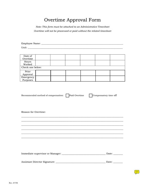 For Overtime Sample Request Form Letter Claim  Home Design Idea