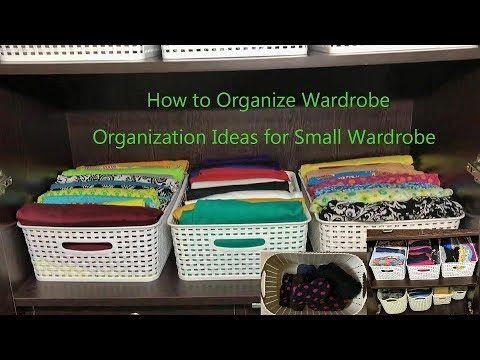 How To Organize Wardrobe Wardrobe Organisation Ideas In Tamil Youtube Small Wardrobe Organisation Wardrobe Organisation Diy Wardrobe