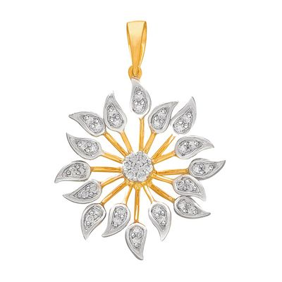 indian Diamond Pendant .......