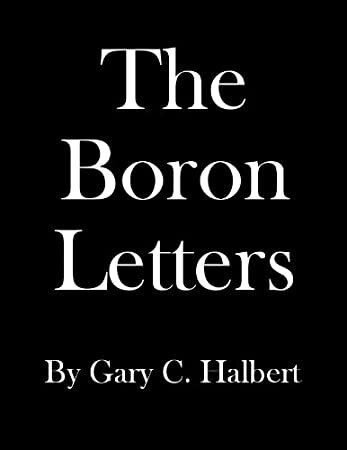 Free Download The Boron Letters Book Marketing Cool Writing Business Books