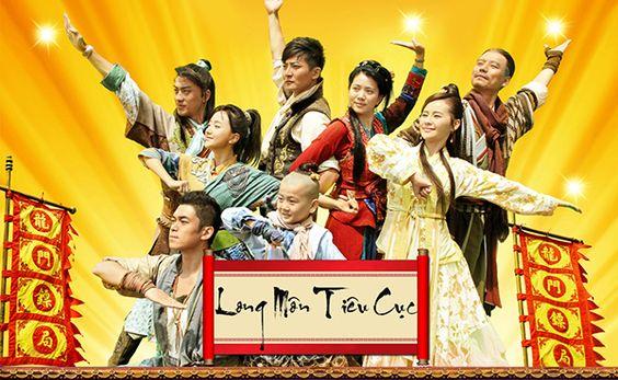 Long Môn Tiêu Cục | SCTV4 - trọn bộ