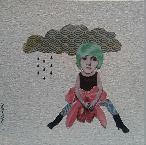 Revista EMPRENDE CULTURA. Arte de Tapa #3. Carolina Chocron: Secret Garden.