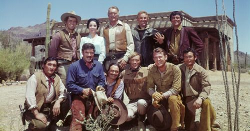 1967 – 1971 high chaparral