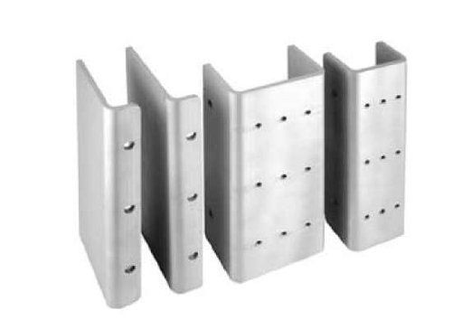 """Securitron FMK-SW Flex-Mount Bracket Kit For Swinging Gate by Securitron. $78.53. All necessary mounting hardware including four Post Shims is included with each Flex-Mount Kit. Pre-configured kits include all lock mounting hardware and post shims Post brackets are pre-drilled, lock and strike brackets are pre-tapped 8"""" tall x 3/16"""" thick zinc-plated steel provides durability and long life Lock and strike brackets are reversible doubling the mounting variations Allows simple bo..."""