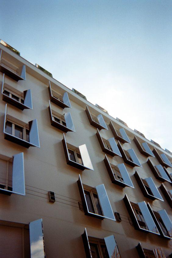 Pauline Caranton - Sky windows