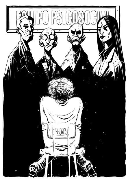 Ilustración / Alberto Cimadevilla.