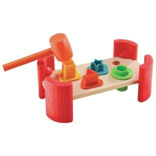 Buy Early Learning Centre Wooden Hammer Bench at Argos.co.uk, visit Argos.co.uk to shop online for Baby activity toys