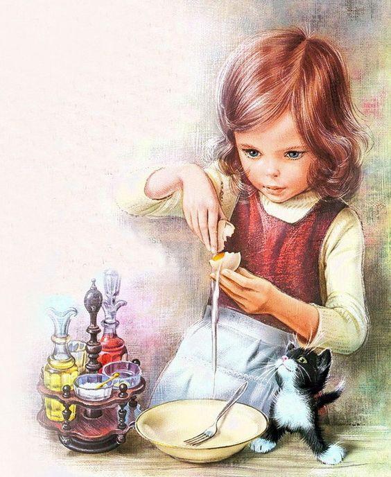 MARCEL MARLIER | Child Art