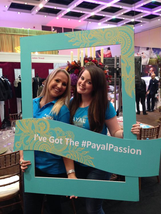 Alice & Lou from the Payal Team!