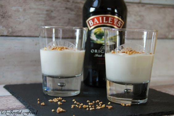 Baileys Creme Rezept von Joyful Food