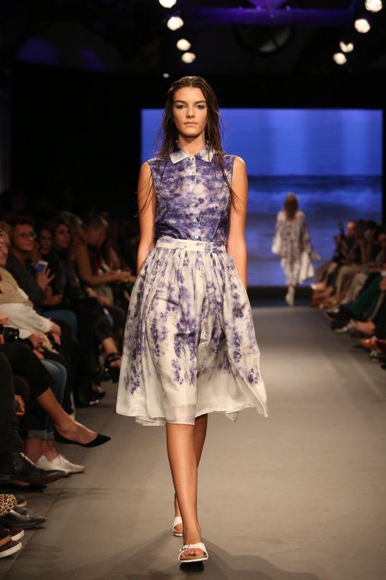 Ilana Efrati at Fashion Week TLV. photos by LAV Studio
