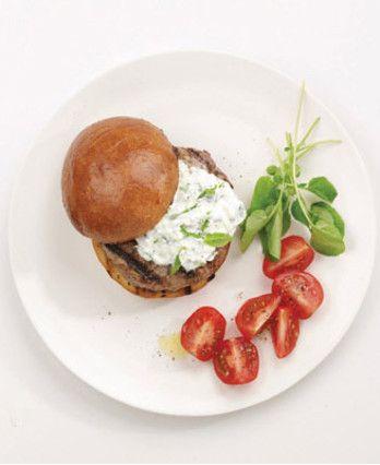 Tzatziki Lamb Burger http://wm13.walmart.com/Cook/Recipes/31165/