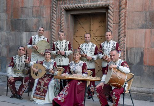 Shoghaken - traditional Armenian instruments. My favorites are pretty much all of them. But I LOVE the kanoun and the duduk. Perfect to listen to when wanting to relax. The dohl, when in the right hands, can be an amazing beat to any song or by itself.