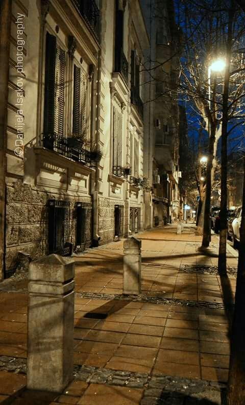 Belgrade Streets Serbia Belgrade Serbia Belgrade