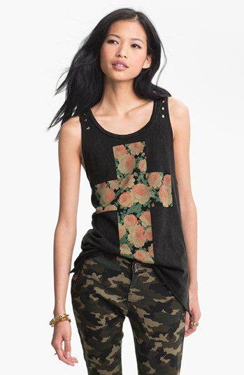 #Nordstrom                #love                     #Lock #Love #Studded #Cross #Graphic #Tank #(Juniors) #Nordstrom              Lock & Love Studded Cross Graphic Tank (Juniors) | Nordstrom                                            http://www.seapai.com/product.aspx?PID=417456