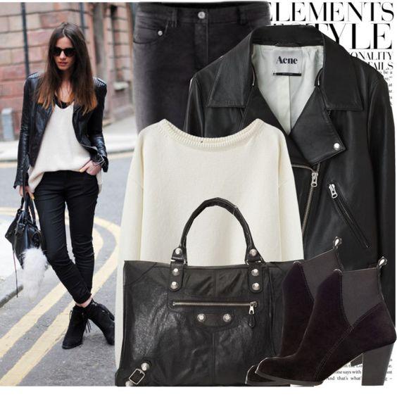 """Blogger Style : Fashion Vibe"" by marina-castro on Polyvore"