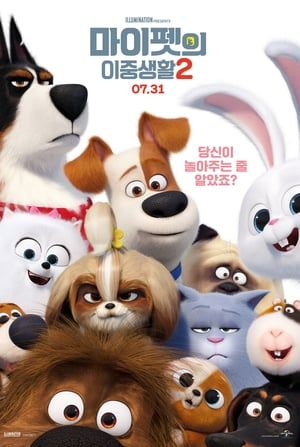 The Secret Life Of Pets 2 Hd 2019 Hela Filmer Pa Natet Swefilmer Secret Life Of Pets Secret Life Pets