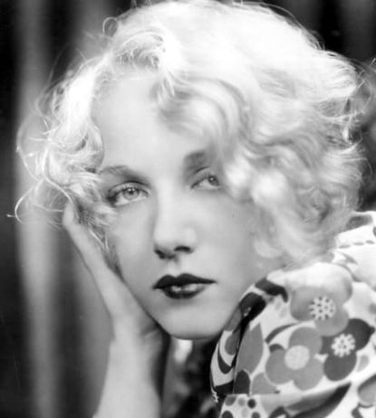 Leila Hyams, 1920's (1905-1977). American film actress whose relatively short film career began in silent films and ended in the mid 1930s. After ten years and fifty films, Hyams retired from acting in 1936, but remained part of the Hollywood community for the rest of her life. She was married to the agent Phil Berg from 1927 until her death. (Wikipedia)