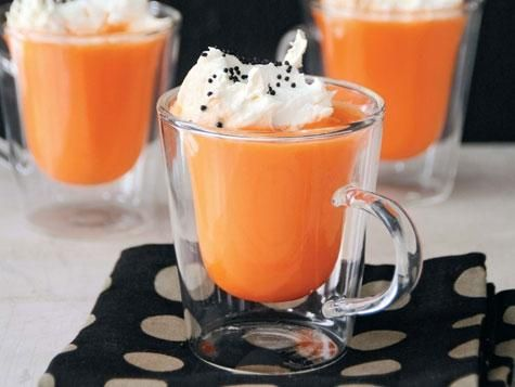 winter drinks bowls orange foods cocoa medium drinking hot chocolate ...