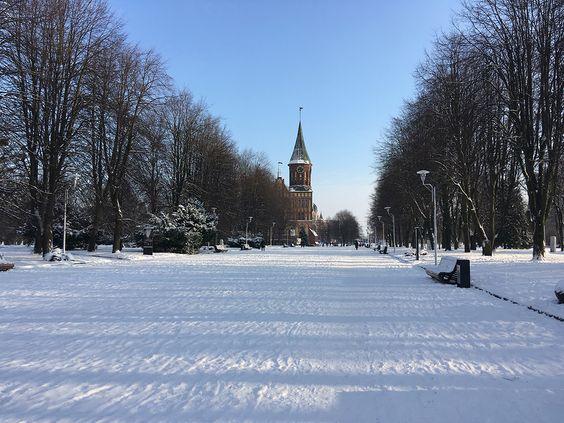 Кафедральный собор на Острове Канта. Foto: Evgenia Shveda