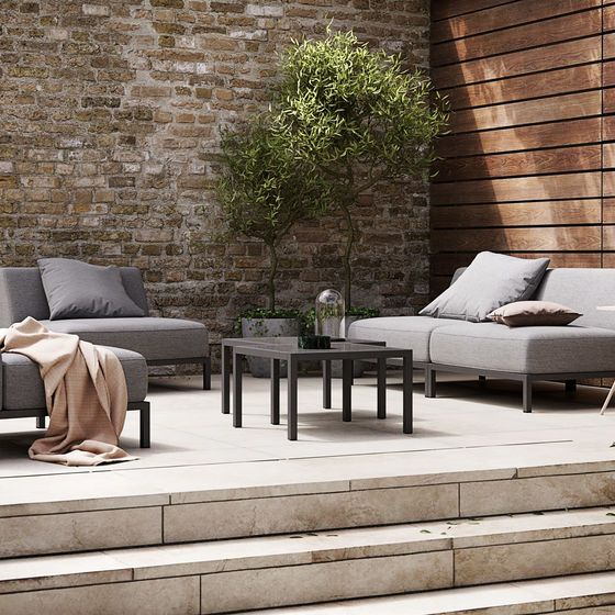 Rome Outdoor Sofa With Images