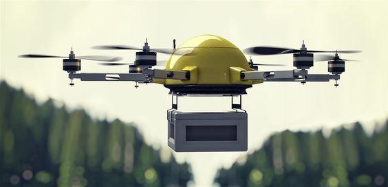 Les drones d'Amazon et de La Poste livrent leur premiers colis, et maintenant ? (PCINpact)