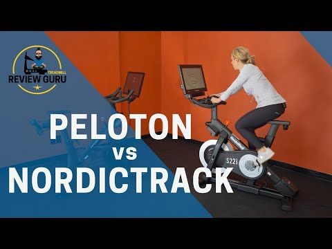 Peloton Vs Nordictrack S22i Studio Cycle Youtube In 2020 Cycling Workout Cycling For Beginners Cycling Workout Beginner