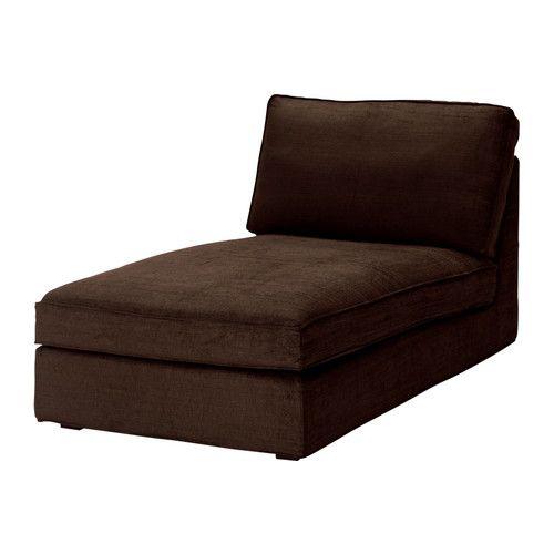 KIVIK Méridienne - Tullinge brun foncé - IKEA- Parfait pour les sieste d'aprés midi!!!