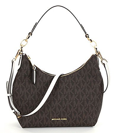 MICHAEL Michael Kors Isabella Medium Convertible Hobo Bag ...