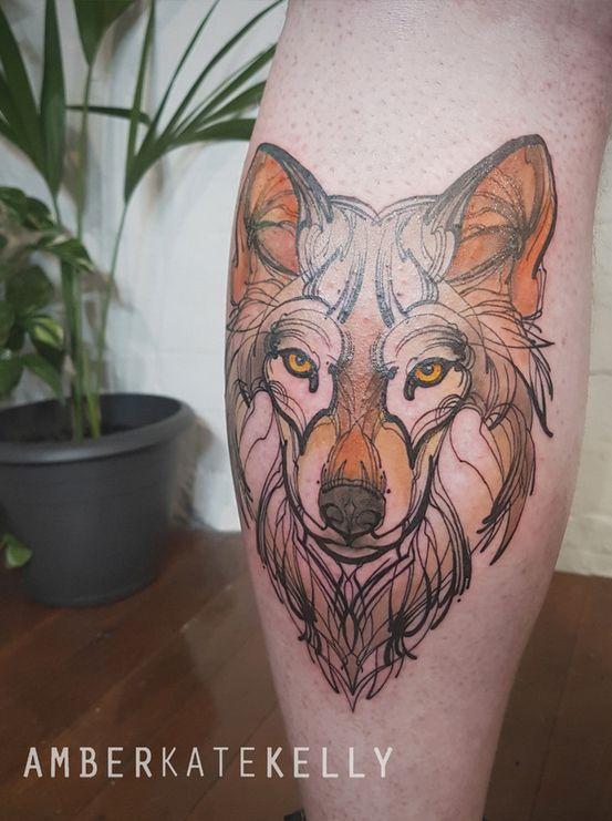 Wolf Tattoo Tattoo Artists Sydney Tattoos Tattoo Artists