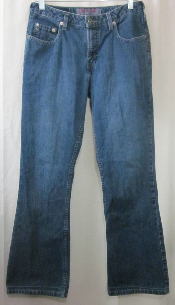 Silver Jeans Size 30 Flare Leg 30x31 Free Shipping #SilverJeans ...