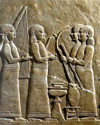 Music is as ancient as humanity.