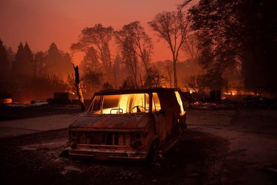 Lessons From Camp Fire Staying Alive In California Fire Country California Wildfires Paradise California California Towns