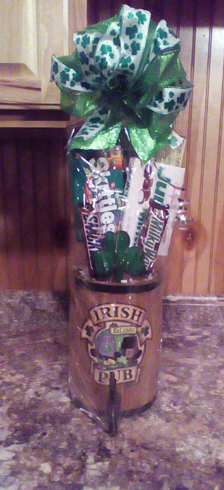 St.Patricks Day by BTBasketsAndGifts on Etsy