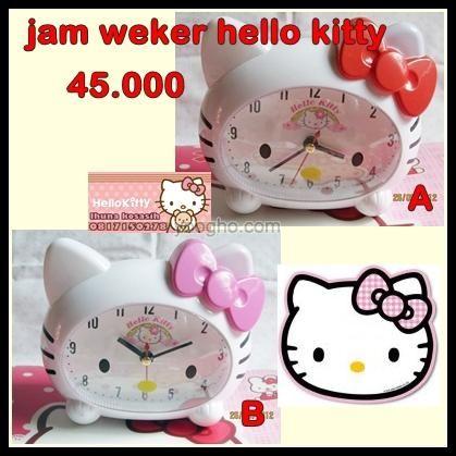 JAM BEKER HELLO KITTY