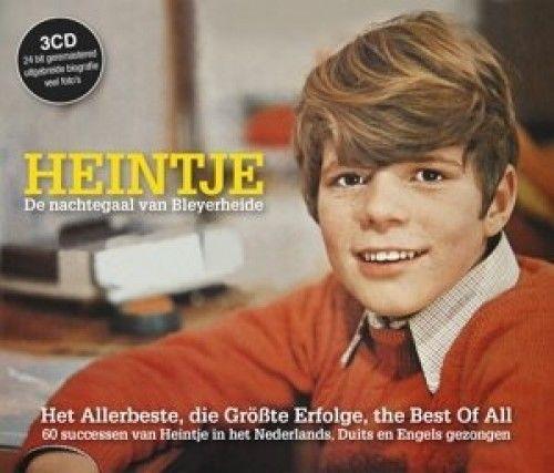 "#Heintje ""De Nachtegaal Van Bleyerheide"".-3CD ALBUM JAZ MUSIC NEU | eBay"