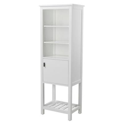 home decorators collection fraser vanity fraser 20 in w linen cabinet in white home the o jays 12827
