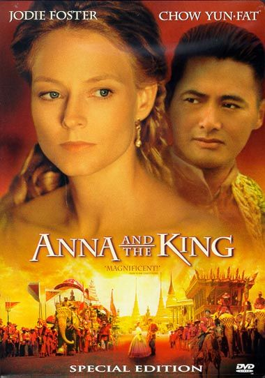 """""""Anna and the King"""" is based on the true story. Rated PG-13"""