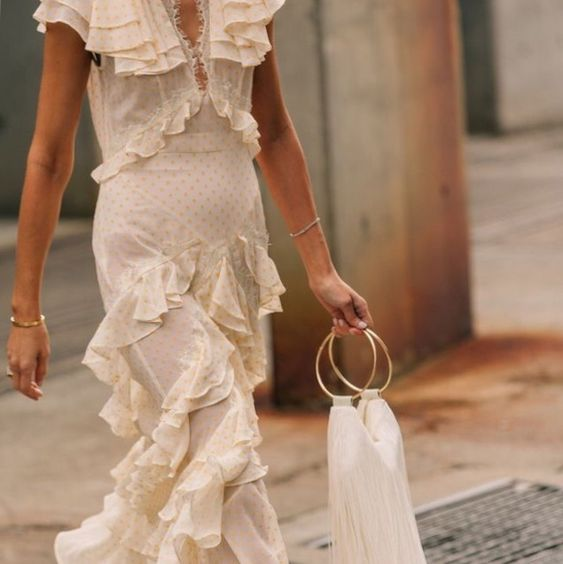 Chic Boho Clothes Style
