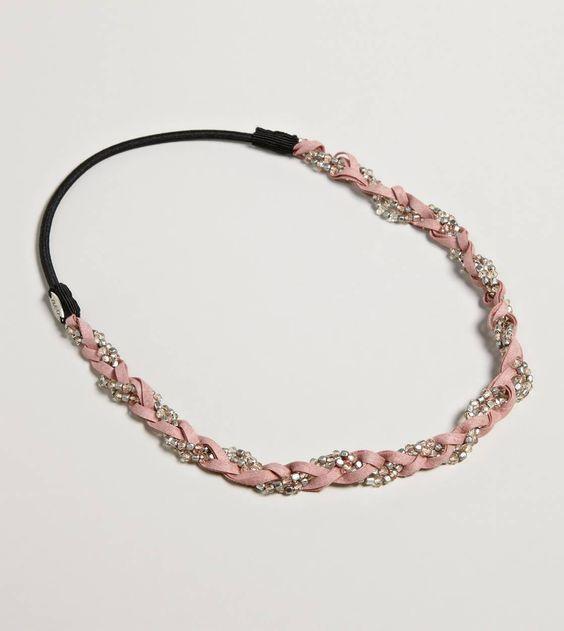 AEO Bead & Braid Headwrap