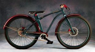 Custom Bicycle by Keith Anderson