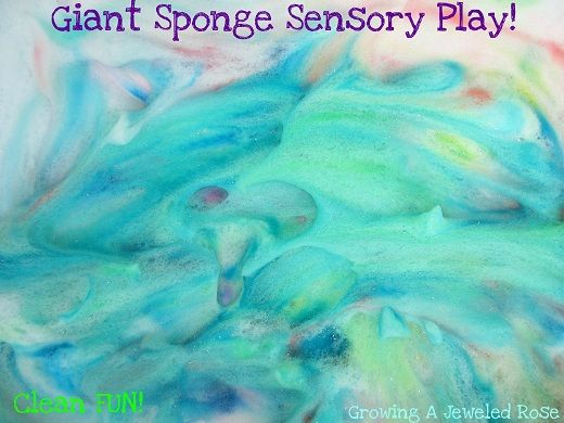 Now where can I get a giant sponge??