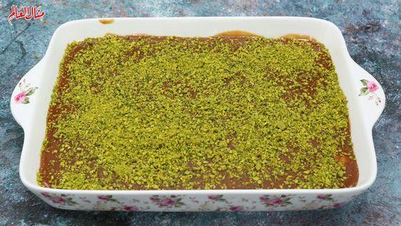 منال العالم Manal Alalem Manalalalem Posted On Instagram حلى الزبادي بالكراميل مقادير الوصفة الطبقة الأولى ٢ ١ ١ كو Deserts Bites Food Deserts