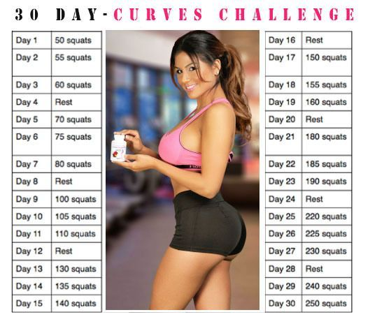 The 30-Day Curves Challenge | Curves, Challenges and Arm Challenge