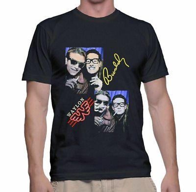 Unisex T-Shirt Buddy Holly And Waylon Jennings Shirts For Men Women Graphic Shirts