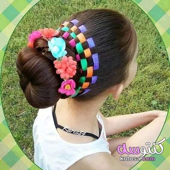 Pin By مازن احمد On وصفات للعناية بالشعر In 2021 Hair Styles Girl Hair Dos Baby Girl Hair
